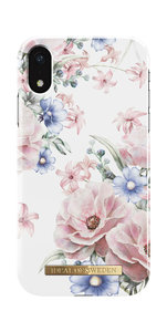 iDeal of Sweden Fashion Back Case Peony Garden voor iPhone Xs Max
