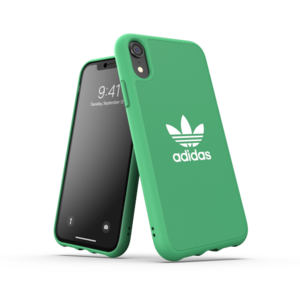 Adidas OR Moulded case CANVAS (groen) voor iPhone Xr