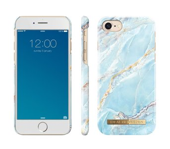 iDeal of Sweden iPhone 6/6s/7/8 Fashion Back Case Island Paradise Marble