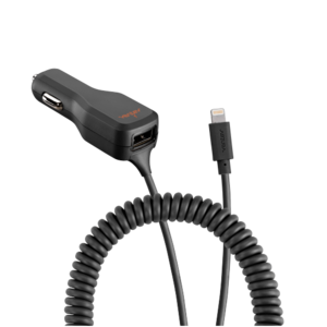 Ventev Dashport r2340c incl. lightning kabel 3ft (grijs)