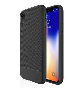 JT Berlin BackCase Pankow Soft voor iPhone Xr (zwart)