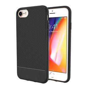 JT Berlin BackCase Pankow Soft voor iPhone 7 / 8 (zwart)
