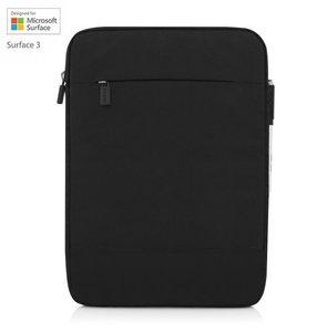 """Incipio Asher verticale sleeve voor Microsoft Surface 3 (10"""") zwart"""